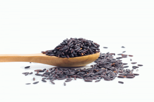 Black Rice reduce fat