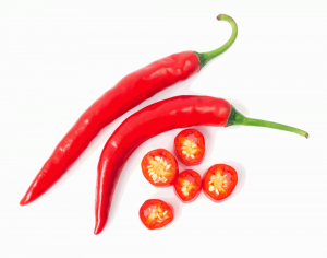 Chili Pepper for weight loss