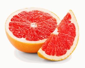Grapefruit for fat burning food