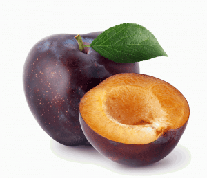 Plums helps to loss weight