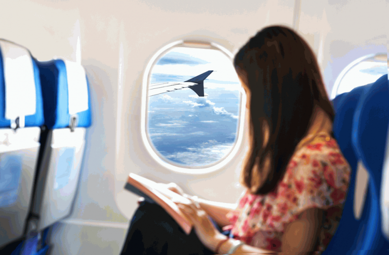 Request an Aisle or Window Seat as a plus size