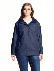Columbia raincoats for women