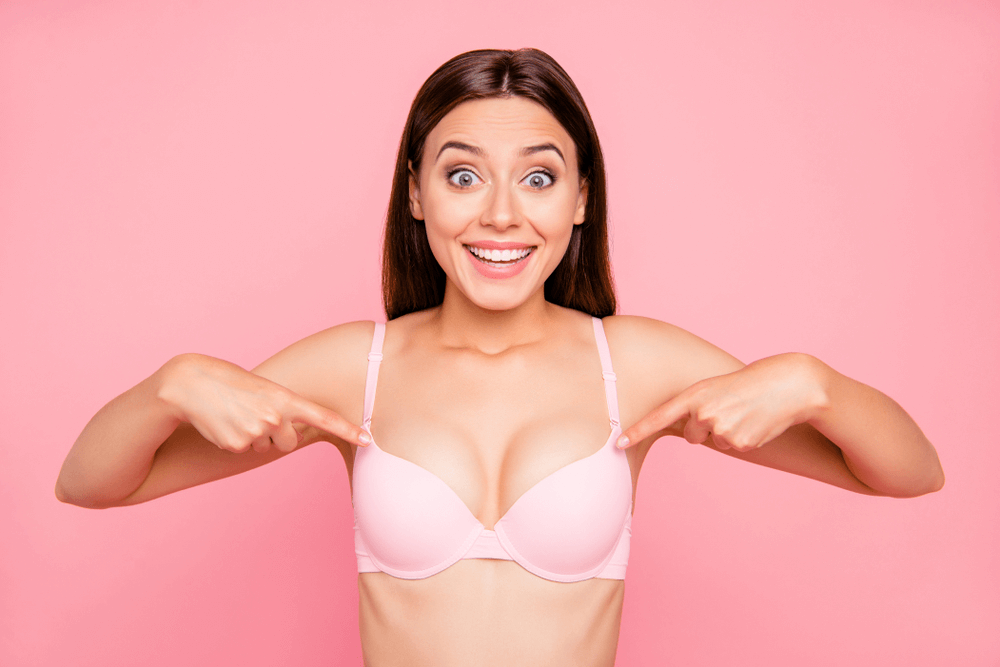 Benefits of Wearing a Push-up Bra