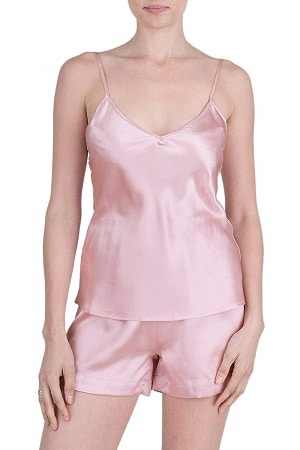 OSCAR ROSSA Women's Luxury Silk pajama review